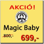 AKCIÓS GOMB magic baby