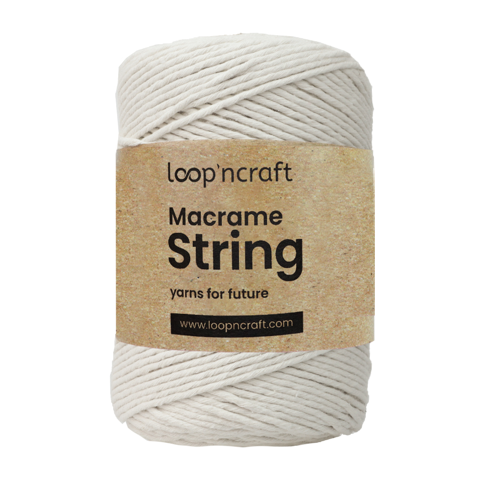Loop'nCraft Macrame String