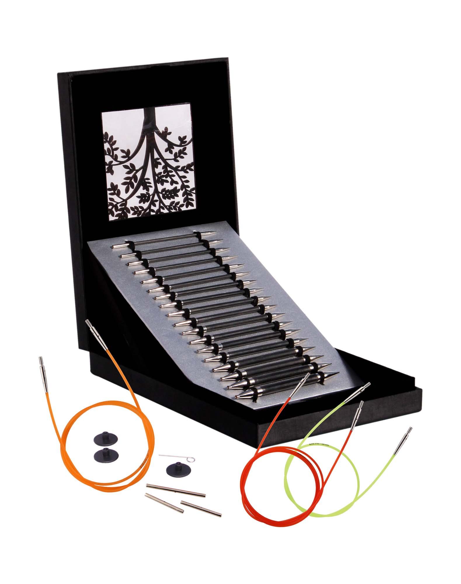 Knit Pro Karbonz Box of Joy IC szett